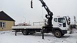 Ямобур HIAB 160 TM на базе Дэу Новус, фото 4