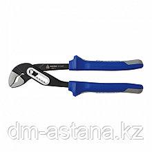 МАСТАК Клещи переставные 250 мм, с шарниром, держатель МАСТАК 034-00250H