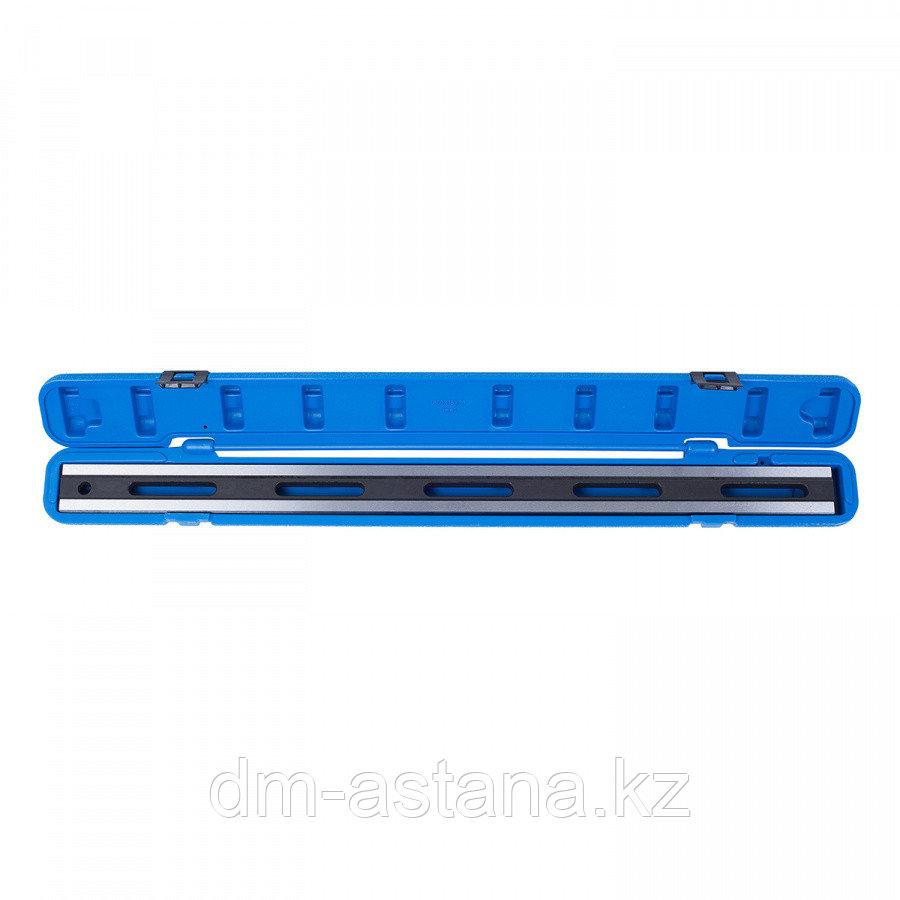 МАСТАК Линейка поверочная для измерения геометрии поверхности, 600 мм, двутавровая МАСТАК 210-00520