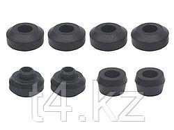 Сайлентблоки и резиновые втулки разных размеров для амортизаторов Toyota Prado 90 и 95