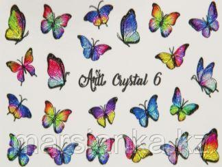 Слайдер дизайн ArtiForYou Crystal #6