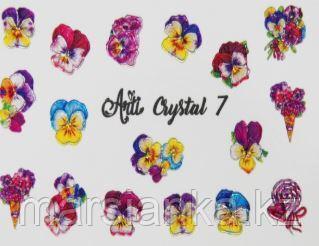Слайдер дизайн ArtiForYou Crystal #7