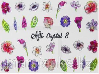 Слайдер дизайн ArtiForYou Crystal #8