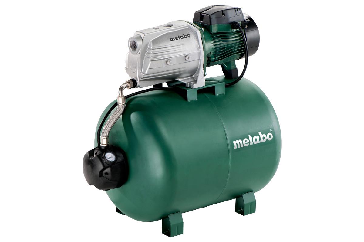 Насосная станция METABO HWW 9000/100 G