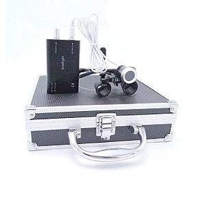 Комплект бинокуляры B1 2.5x-420 + подсветка, фото 2