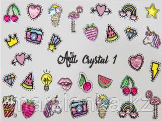Слайдер дизайн ArtiForYou Crystal #1