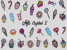 Слайдер дизайн ArtiForYou Crystal #2