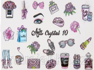 Слайдер дизайн ArtiForYou Crystal #10