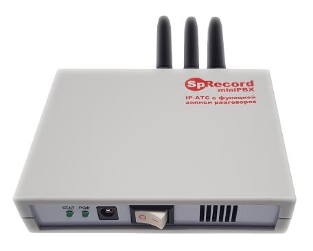 IP АТС SpRecord MiniPBX