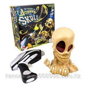 Johnny the Skull Джонни Череп с бластером, тир проеционный.