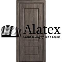 Межкомнатная дверь Форма ПГ Алессандро 35*800*2000, Дуб шале графит