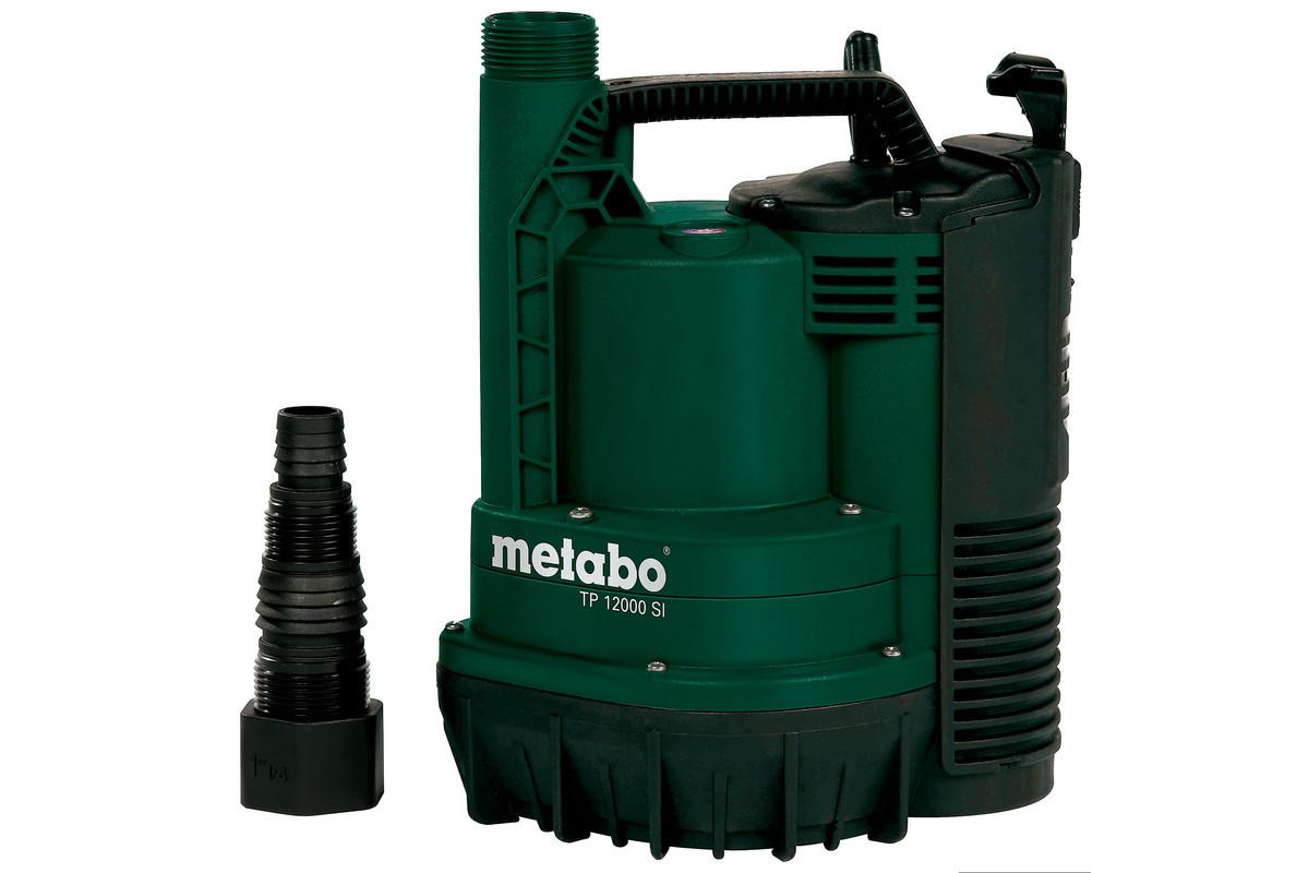 Погружной насос METABO TP 12000 SI