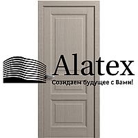 Межкомнатная дверь Форма ПГ Алессандро 35*600*2000, Дуб шале седой