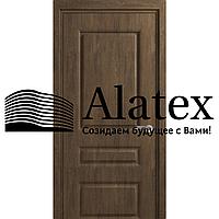 Межкомнатная дверь Форма ПГ Алессандро 35*800*2000, Дуб шале корица