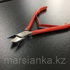 IN-50-10 Кусачки для кожи Hard Steel Staleks, 10мм