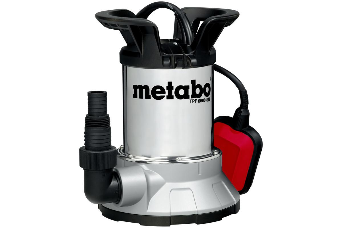 Насос погружной METABO TPF 6600 SN