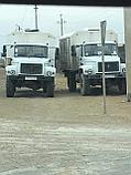 Вахтовый автобус 14+2 мест на базе ГАЗ 33081 Садко, фото 3