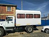 Вахтовый автобус 14+2 мест на базе ГАЗ 33081 Садко, фото 2