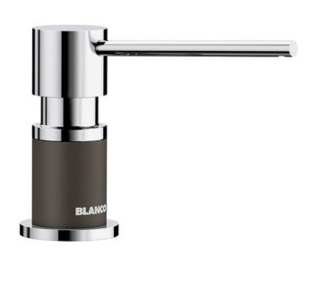Blanco 525811 Дозатор Lato хром/алюметаллик