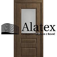 Межкомнатная дверь Форма ПО Алессандро 35*700*2000, Дуб шале корица