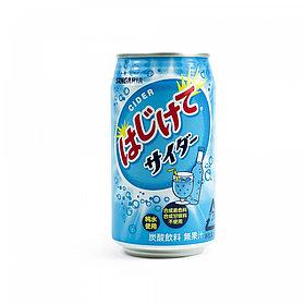 Японский газированный напиток Sangaria Сидр