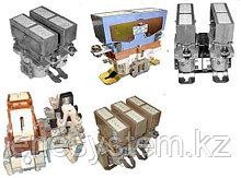 Контакторы постоянного тока, в том числе и для тепловозов МК-2-01