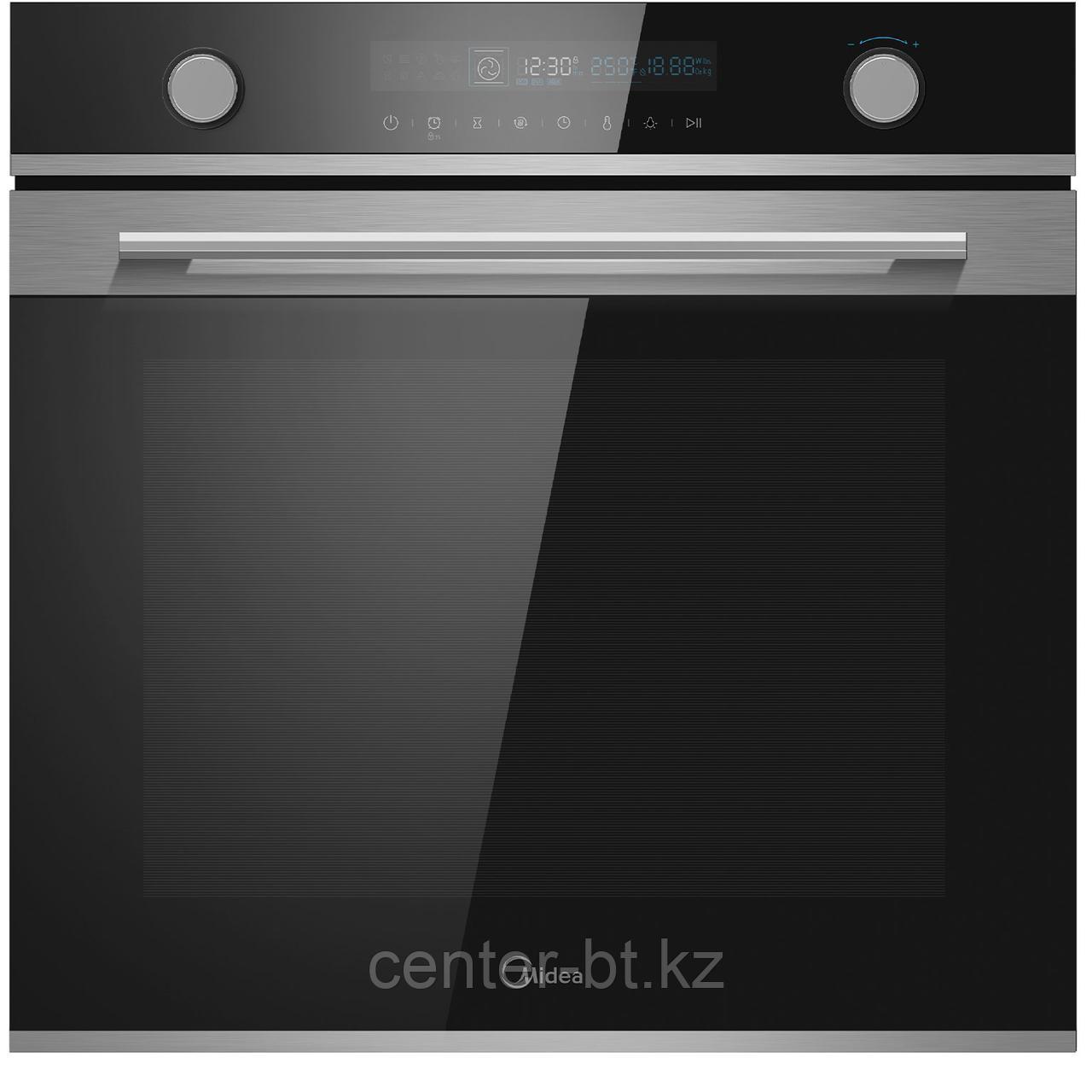 Электрическая встраиваемая духовка Midea MO 7300K GB