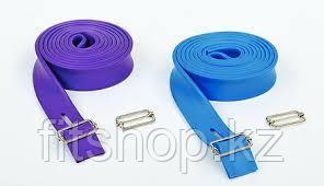 Резиновая лента для фитнеса 2,5 метра (жгут силовой универсальный) - фото 2