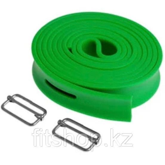 Резиновая лента для фитнеса 2,5 метра (жгут силовой универсальный) - фото 3