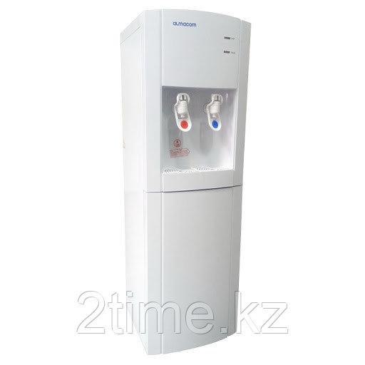 Кулер для воды ALMACOM WD-SHE-24CE, НАПОЛЬНЫЙ, со шкафчиком электронное охлаждение и нагрев, белый.