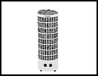 Электрическая печь Harvia Cilindro PC70V (белая, со встроенным пультом), фото 1