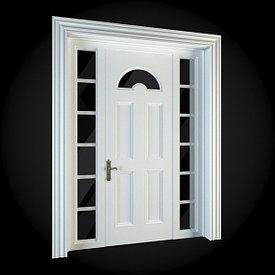 Декор входной двери