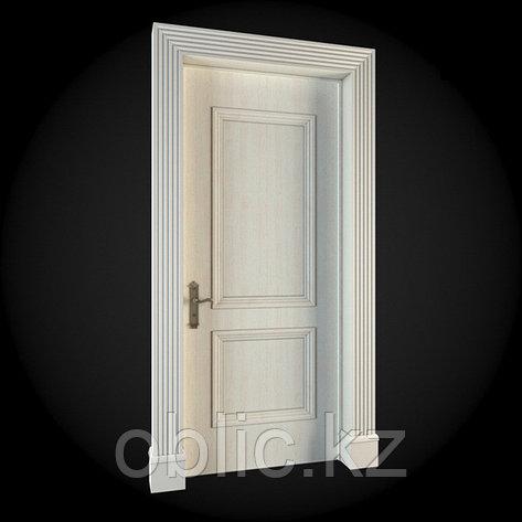 Декоративное оформление двери №2, фото 2