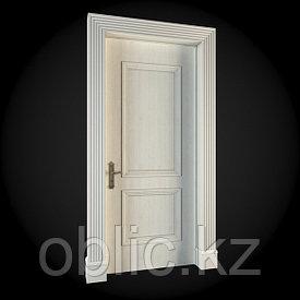 Декоративное оформление двери №2