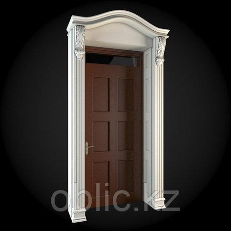 Декоративная накладка входной двери №4, фото 2