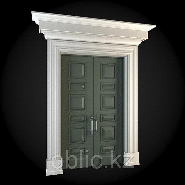 Декор двери №6