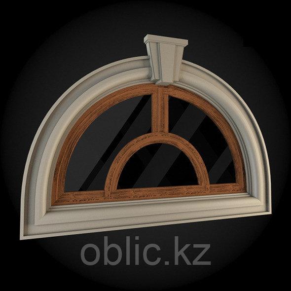 Обрамление окна кукушка №1