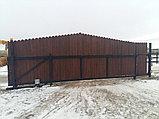 Ремонт откатных ворот, фото 3