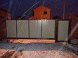 Ремонт откатных ворот, фото 5