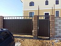 Ремонт откатных ворот, фото 1