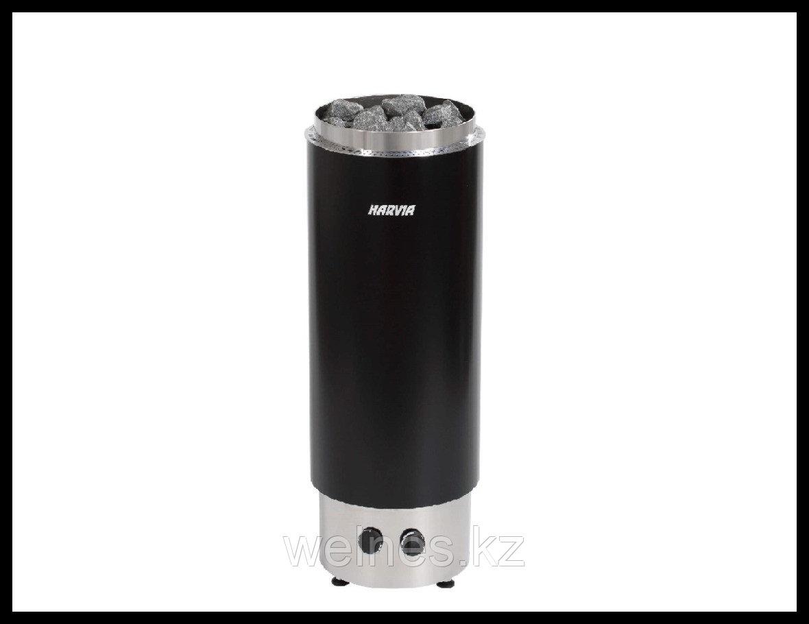 Электрическая печь Harvia Cilindro PC90F (закрытый корпус, со встроенным пультом)