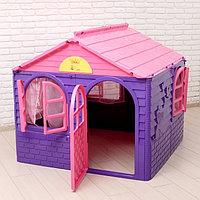 Детский домик Doloni 02550/1 розовый