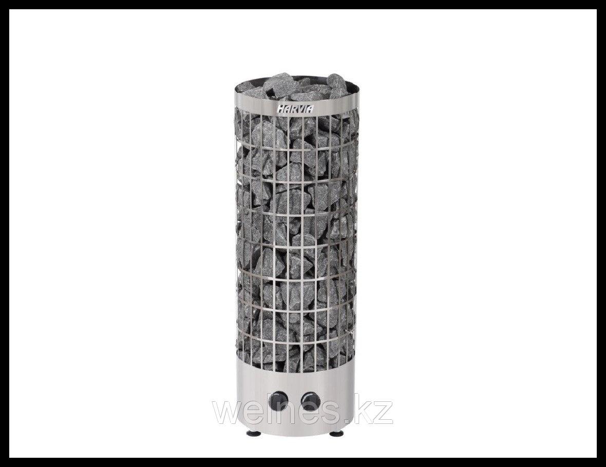 Электрическая печь Harvia Cilindro PC70 (со встроенным пультом)