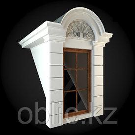 Обрамления окна крыши(чердака) №4