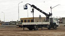 Манипулятор 6,7 тонн HIAB 160TM