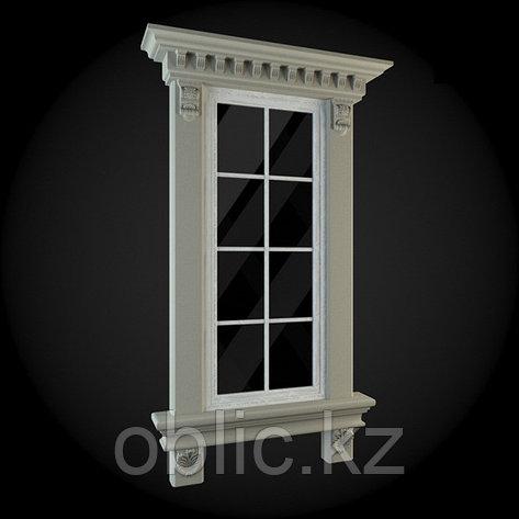 Фасад квадратного окна №6, фото 2