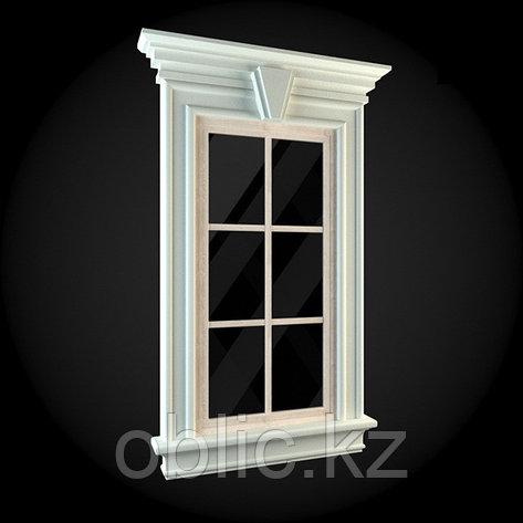 Обрамление фасадов окна №9, фото 2