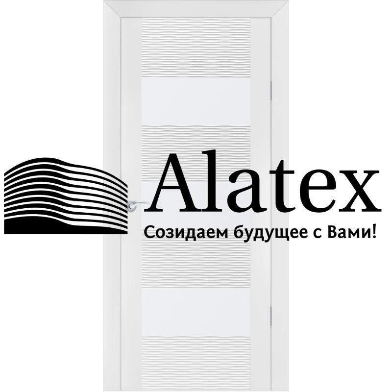 Межкомнатные двери серии 3DX ЭМАЛЬ D3
