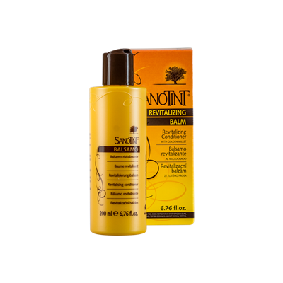 Бальзам для волос всех типов серии СаноТинт