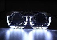 G151 Маска 2.5 inch Epistar LED глаза ангела (гар-тия 6 мес) (Ком-т)